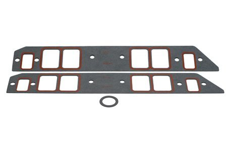 BBC Intake Gasket Set w/ Rect Ports 1.800 x 2.500 (Gasket Rectangle Intake)