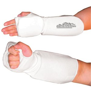 Fist Guard - TMAS Cloth Fist & Forearm Guard, Child Small