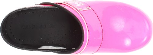 Sanita Dames Lindsey Verstoppen Neon Roze
