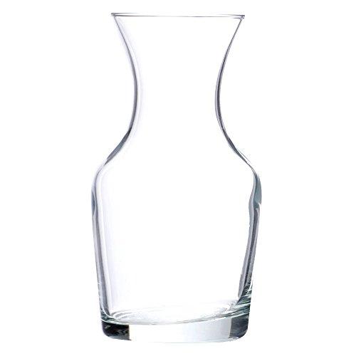 Libbey 735 Clear 6.5 Ounce Glass Carafe - 36 / CS