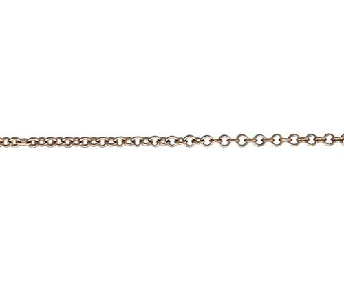 Or 18carats Rouge/rose Trace 19,1cm/Bracelet 19cm