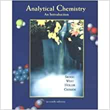 analytical chemistry 7th edition pdf