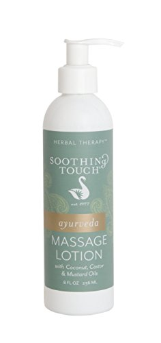 eda Massage Lotion, Unscented, 8 Ounce ()