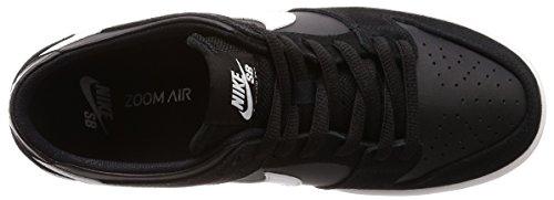 Uomo 019 Scarpe Iw Pro Nike Dunk White Gum Skateboard da Low Black wO00fg1q