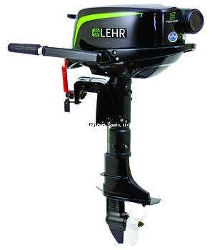 Lehr Propane Outboard 5.0HP S