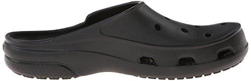 Noir Freesail Femme Sabots Black Crocs Clog OH0S6