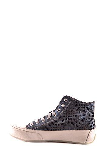 Candice Cooper Ladies Mcbi394002o Sneakers Blu In Camoscio