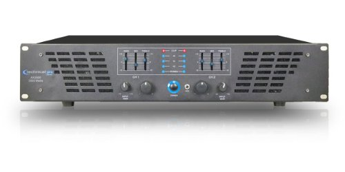 Series 2 Channel Amp - 8