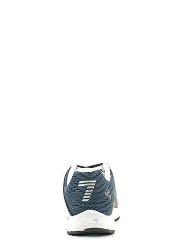 Emporio Armani Ea7 278068 6A258 Scarpa Ginnica Uomo blu