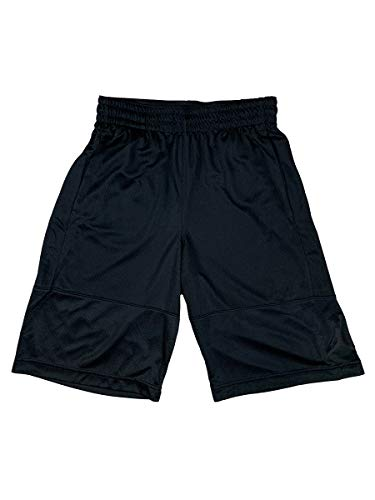 Nike Men's Dri-Fit Air Jordan Basketball Shorts Black AR2833 013 (s)
