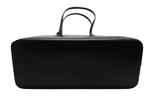 Kate Spade Lucia Bell Street Top Zip Shoulder Tote Bag Black by Kate Spade New York (Image #4)