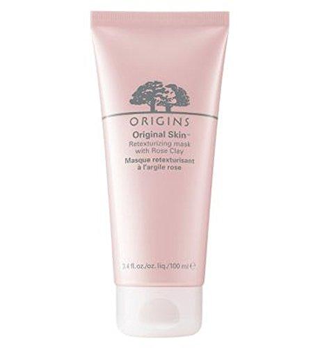 バラの粘土との起源は、元の皮膚Retexturizingマスク (Origins) (x2) - Origins Original Skin Retexturizing Mask with Rose Clay (Pack of 2) [並行輸入品]   B01N3KRRFU