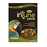 Higgins 466257 Higg Intune Food for Macaw, 18-Pound