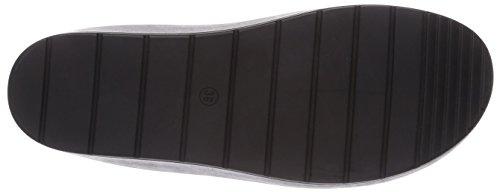 Schwarz Nero Nero Sandal Noir femme pour Tongs 494 CAFèNOIR CwX01C