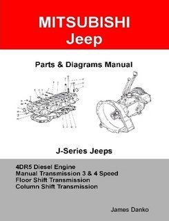 mitsubishi jeep 4dr5 diesel engine manual transmission parts rh amazon com mitsubishi s3l2 engine parts manual mitsubishi s4l2 engine parts manual