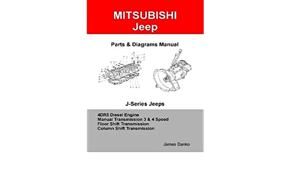 jeep 3 0 engine diagram mitsubishi jeep 4dr5 diesel engine   manual transmission parts  mitsubishi jeep 4dr5 diesel engine