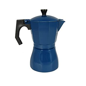 Amazon.com: Jocca - Cafetera italiana (aluminio, 6.5 x 3.9 x ...