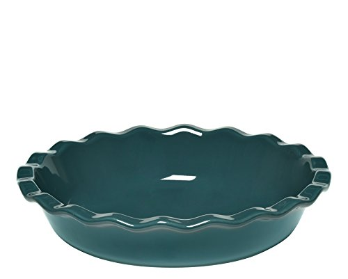 emile henry 9 inch pie dish juniper. Black Bedroom Furniture Sets. Home Design Ideas