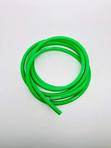 ID 0.16 Length 15 Feet // 4.5 Meter 9mm High Performance Silicone Vacuum Hose OD 0.35 4mm Red Color