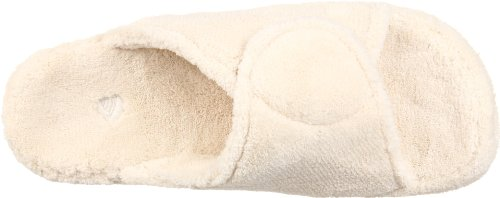 Slide Spa Women's Natural Slipper New Acorn 0WZwB4q7g