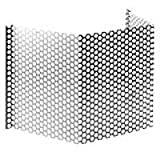 Cheap DuraVent 46DVA-WG 4″ x 6-5/8″ DirectVent Pro Direct Vent Pipe – Galvanized Horiz, Galvanized