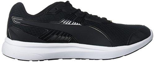 Puma Mænds Escaper Pro Sneaker Puma Sort-puma Sort Grzyzl