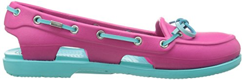Line Boat Beach Candy Shoes Women's Crocs Pool Pink pvfxHFqF7w
