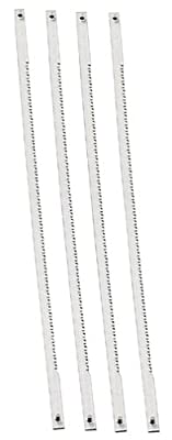 Stanley 15-061 15 Tpi Coping Saw Blade, 4 Pack(Pack of 4) from Stanley