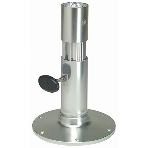 - Garelick/Eez-In 75436:01 Smooth Series Adjustable Height Standard Friction Lock Pedestal - 12