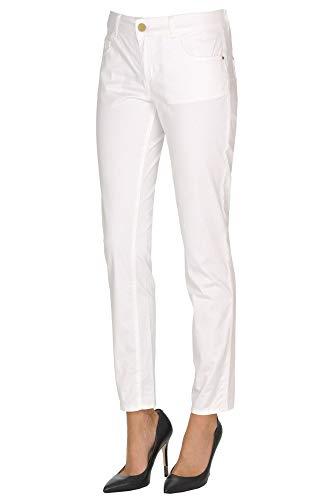 Blanc Coton Mcglpns000005026e Pantalon Femme Nenette NO8PXn0wk