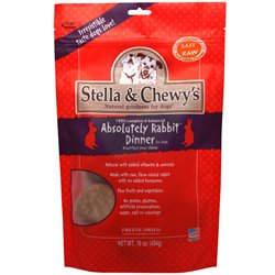 Stella and Chewys Frozen Venison Dog Food 3lb, My Pet Supplies