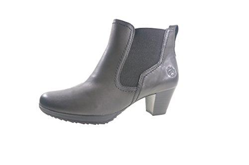 Marco Tozzi 22 25007 35 212 - Botas de Piel para mujer Gris gris 37 Gris - gris