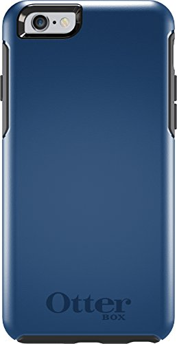 OtterBox 77-50229 Symmetry Series Case for iPhone 6/6s - Retail Packaging - Blue Print II