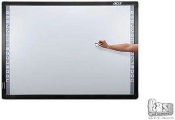 Acer 77- S01 - Pizarra interactiva multimedia, 77 pulgadas, 4:3 ...