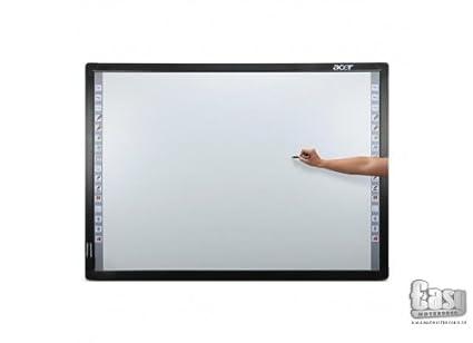Acer 77- S01 - Pizarra interactiva multimedia, 77 pulgadas ...