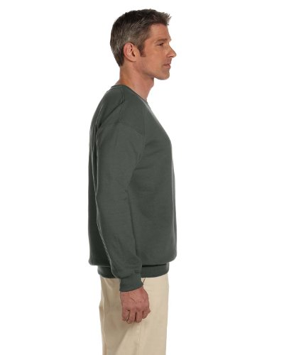 Gildan Heavy Blend™ Adult Crew Neck SweatShirt Military Green L