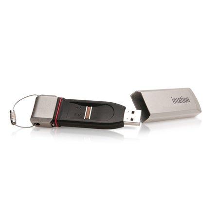 8 Gb Usb Biometric - The Great Flash Drive, USB 2.0, 8GB, IronKey F200 Biometric - 27814 IMN