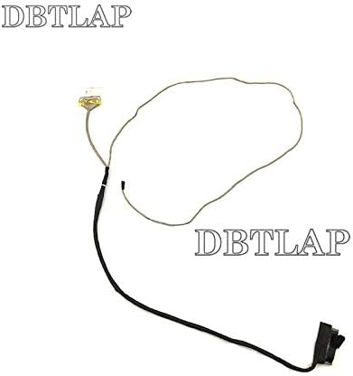 DBTLAP Screen Cable Compatible for Dell Latitude 3550 LCD Cable ZAL60 0804G8 DC02001XW00