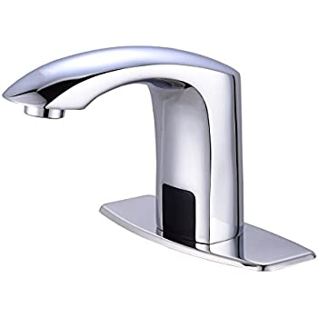 American Standard Ceratronic Faucet With Touch Free Temp Control Ac Version