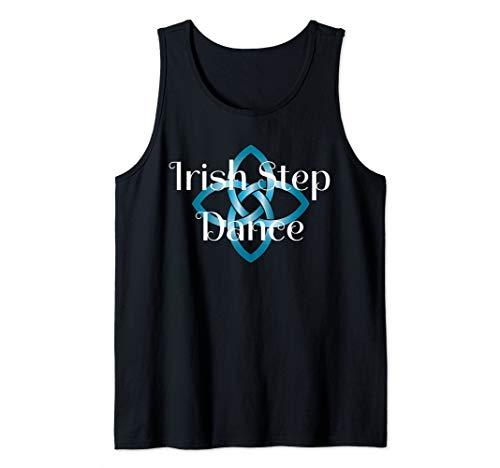 Irish Step Dance Celtic Knot Stepdance Shirt  Tank Top]()