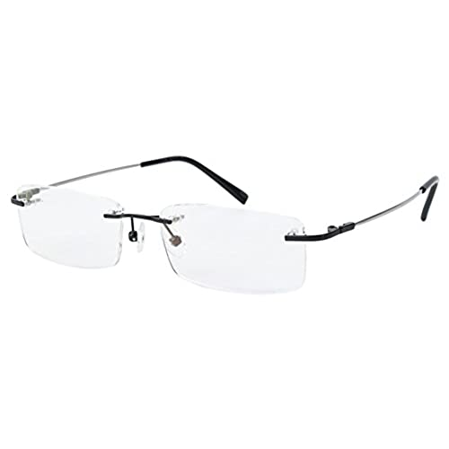 Rimless Eyeglasses: Amazon.com