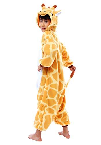 Animal Kids Onesie (2-5 Years, Giraffe)