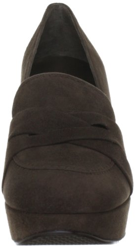 Stuart Weitzman - Zapatos de tacón de ante para mujer Beige