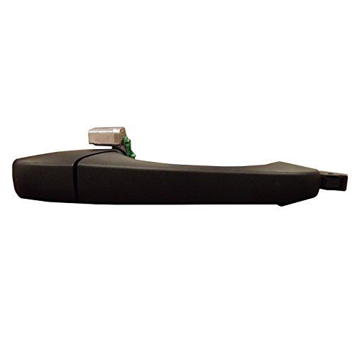 Needa Parts 813752 Chrysler Front/Rear Right Black Exterior Door Handle