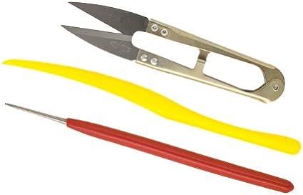 Plastic thread burnishing tool
