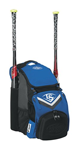 Louisville Slugger EB Series 7 Stick Pack Baseball Equipment Bags, Royal
