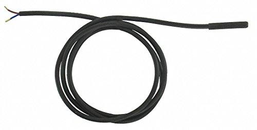 Love Digital Temperature Switch Probe, TS-6, PTC Sensor, Epoxy Coated Brass, 5 ft (1.5 m) Cable