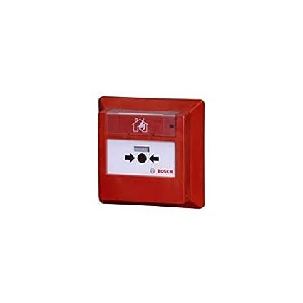 Bosch FMC-420RW-GFRRD Alámbrico Rojo pulsador de alarma ...