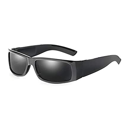 Amazon.com: LongKeeper 2018 Polarized Square Glasses Men ...