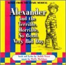 Alexander and the Terrible Horrible No Good Very Bad Day by Alexander & The Terrible Horrible No Good Very Bad (2002-03-26)